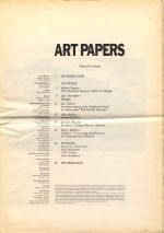 art papers